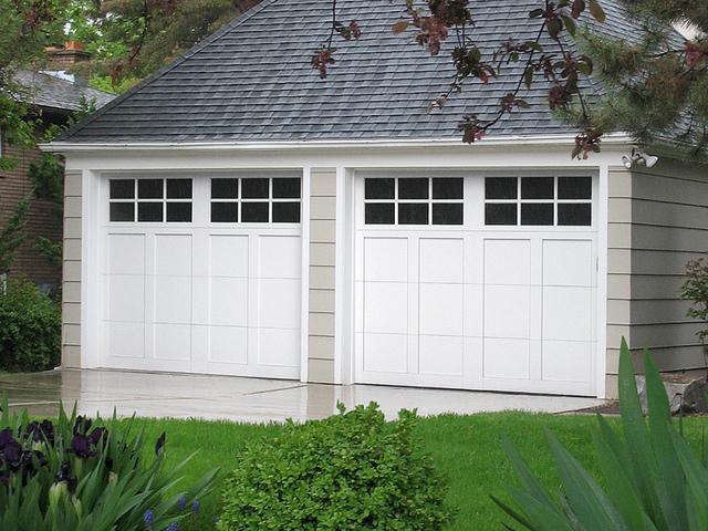 How To Clean Your Garage Door Precision Garage Door San Diego