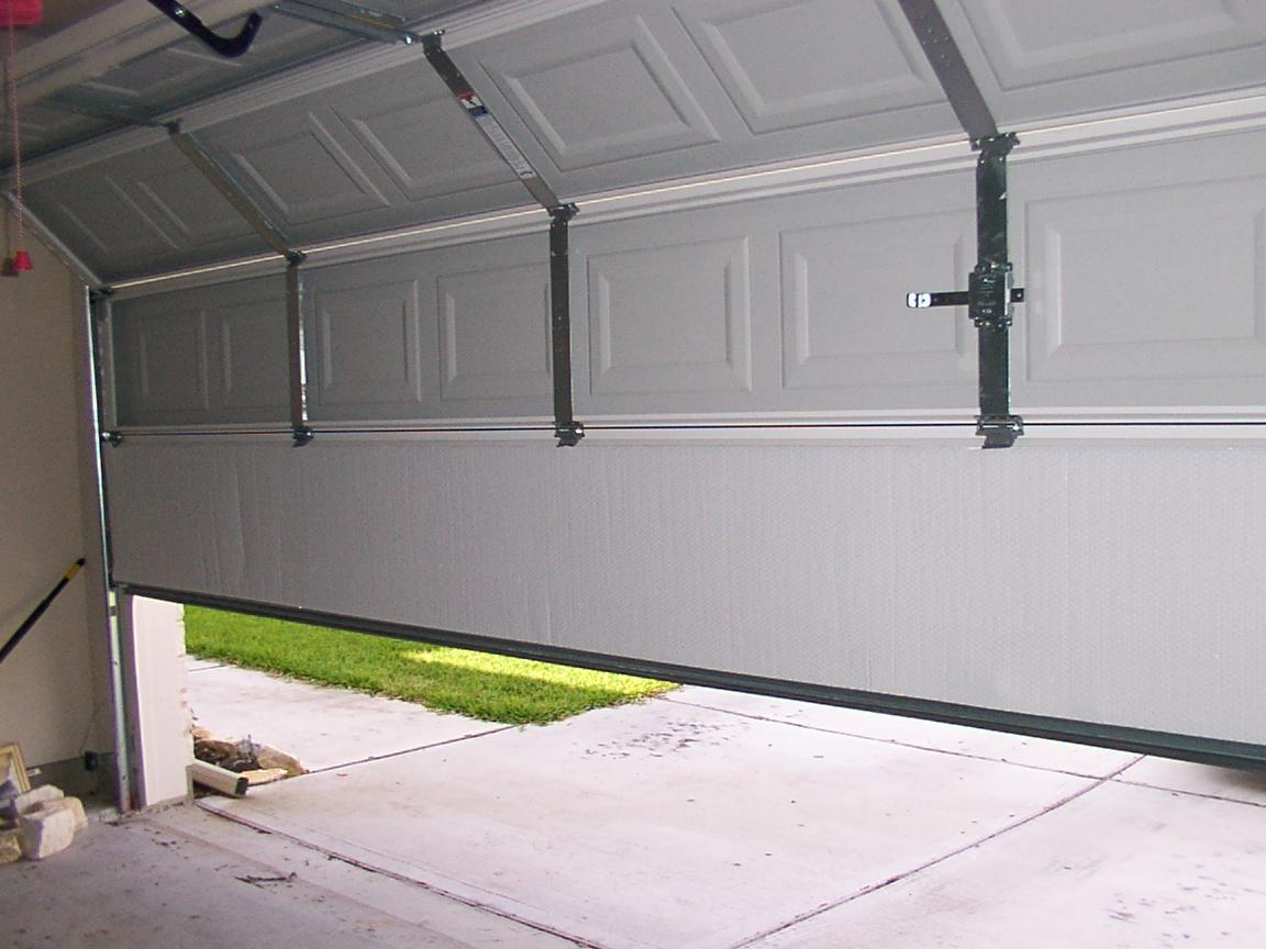 Why Purchase An Insulated Garage Door Precision Garage Door San Diego